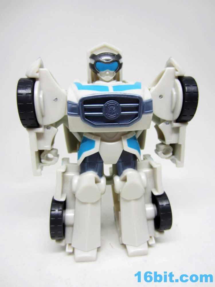 Playskool Transformers Rescue Bots Quickshadow Action Figure