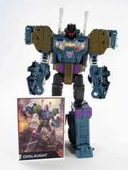 Hasbro Transformers Generations Combiner Wars Onslaught