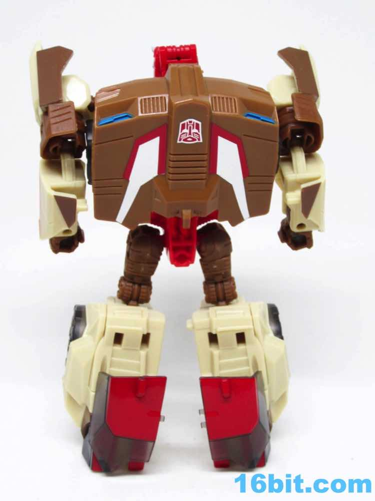 16bit Com Figure Of The Day Review Hasbro Transformers Generations Titans Return Chromedome Action Figure