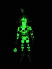 The Outer Space Men, LLC Outer Space Men Cosmic Radiation Edition Gamma-X Action Figure
