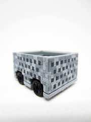 Mattel Hot Wheels Minecraft Minecart