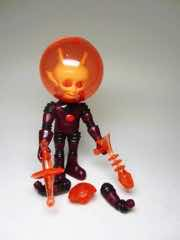 Onell Design Outer Space Men Alpha 7 Zekroyas Action Figure