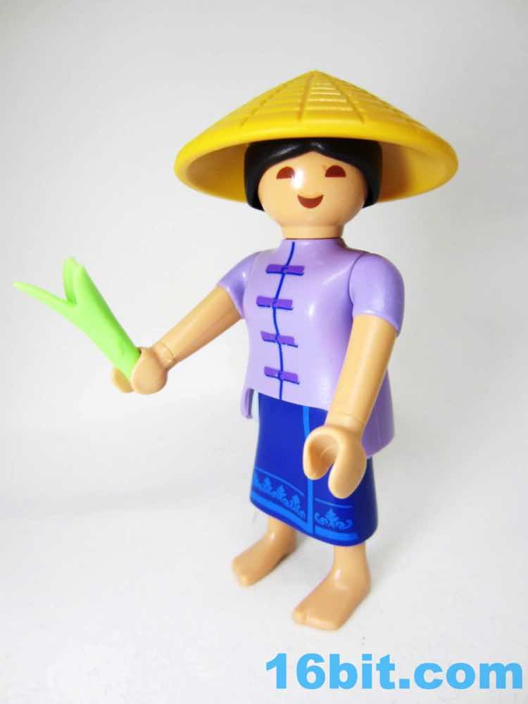 Playmobil 10 Hats from all areas Top