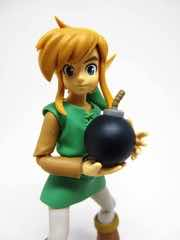 Good Smile Company The Legend of Zelda: A Link Between Worlds Link Deluxe Action Figure