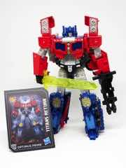 Hasbro Transformers Generations Titans Return Optimus Prime