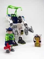 Playmobil 5152 Future Planet E-Rangers Collectobot Figure