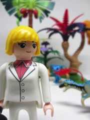 Playmobil 6687 Super 4 Lost Island Figure Set
