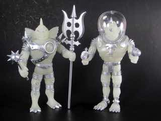 The Outer Space Men, LLC Outer Space Men Cosmic Radiation Cyclops Action Figure