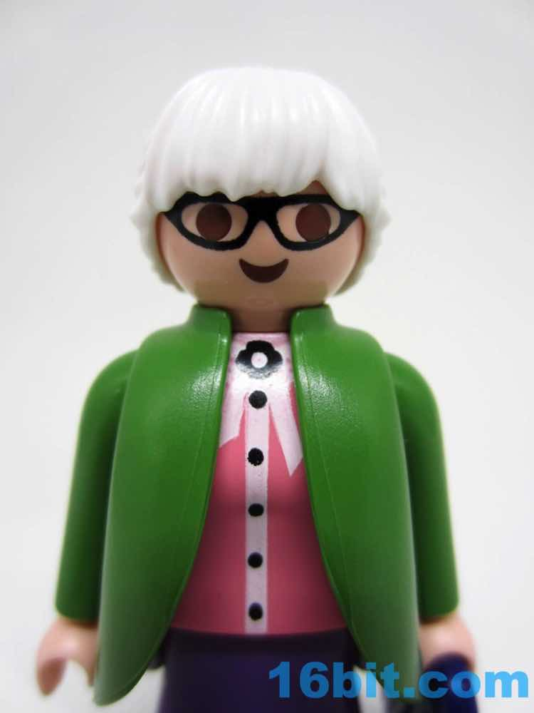 16bit.com Figure of the Day Review: Playmobil Fi?ures Figures Zombie Action Figure