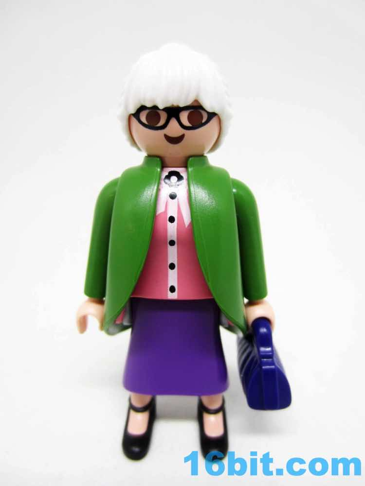 16bit.com Figure of the Day Review: Playmobil Fi?ures Figures Gnome Action Figure