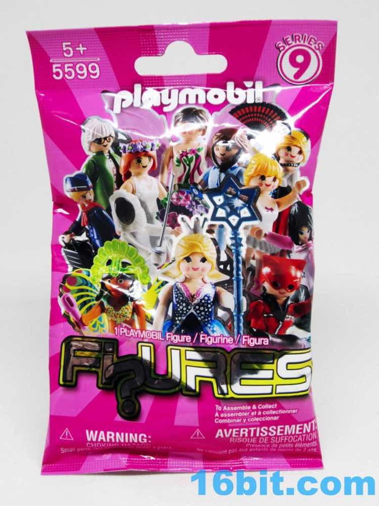 16bit.com Figure of the Day Review: Playmobil Fi?ures Figures Flaming Skull Action Figure