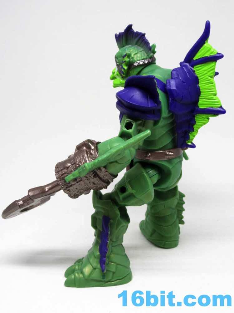 16bit Com Figure Of The Day Review Hasbro Hero Mashers