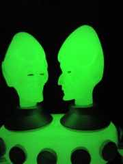 Outer Space Men Cosmic Radiation Gemini Action Figure