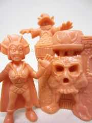 Super7 Masters of the Universe M.U.S.C.L.E. Series 2 Set D