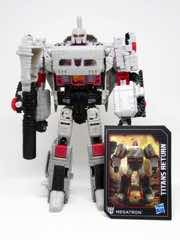 Hasbro Transformers Generations Titans Return Megatron