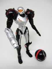 Jakks Pacific World of Nintendo Metroid Phazon Suit Samus Action Figure