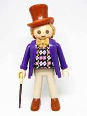 Funko x Playmobil Willy Wonka