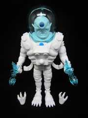 Outer Space Men White Star Cyclops Action Figure