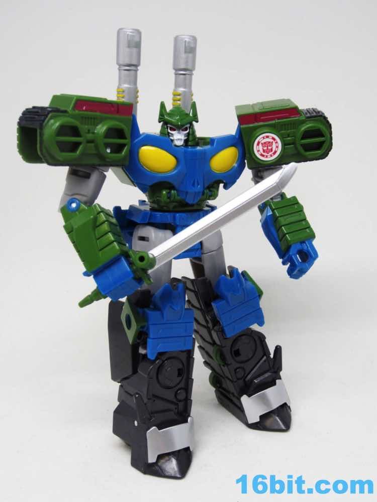 Transformers Robots in Disguise Blastwave Complete Warrior RID 2015 Tank
