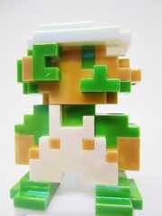 Jakks Pacific World of Nintendo 8-Bit Star Luigi Action Figure