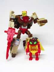 Hasbro Transformers Generations Titans Return Repugnus