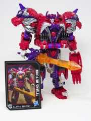Hasbro Transformers Generations Titans Return Alpha Trion