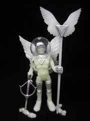 The Outer Space Men, LLC Outer Space Men Cosmic Radiation Commander Comet Action Figure