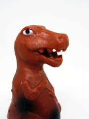 Unknown Wind-Up Brown Tyrannosaurus Rex