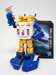 Hasbro Transformers Generations Titans Return Seaspray