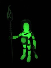 The Outer Space Men, LLC Outer Space Men Cosmic Radiation Electron+ Action Figure
