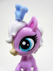 Hasbro Littlest Pet Shop Pets in the City Puttin' on the Glitz #24 Pony
