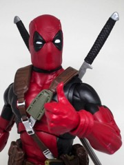 Hasbro Marvel Legends Series Deadpool
