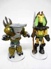 Diamond Select Independent Comic Book Minimates Battle Beasts Ruminant and Spyrnus