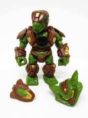 Onell Design Outer Space Men Neo Granthan Reptoriun Action Figure