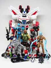Hasbro Revolution First Strike Comic Preview Mega-Set