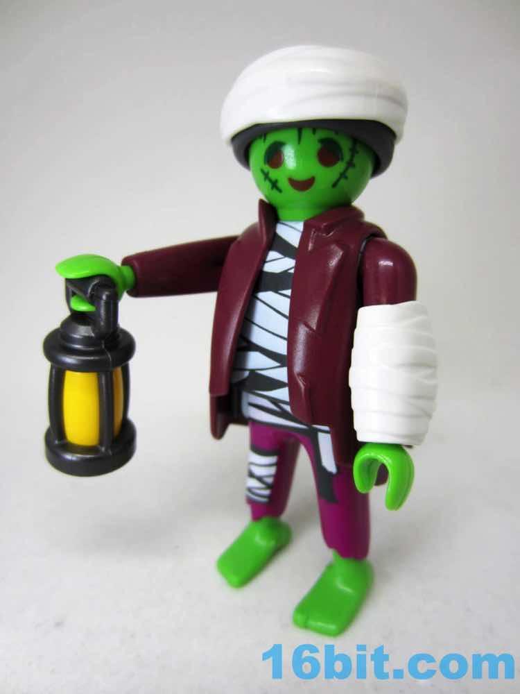 16bit.com Figure of the Day Review: Playmobil Fi?ures Figures Fisherwoman Action Figure