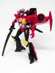 Hasbro Transformers Robots in Disguise Warrior Class Windblade