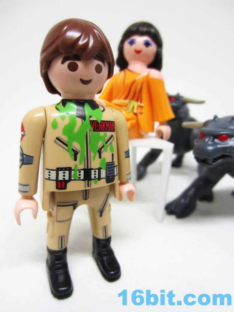 play mobil ghostbusters