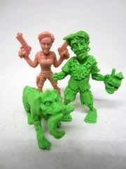 Jakks Pacific S.L.U.G. Zombies Gangrene Gene, Ferocious Frankie, Johnson Minifigures 3-Pack