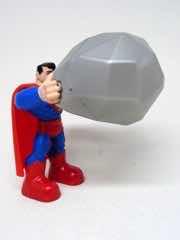 Sonic DC Super Friends Throwing Superman Action Figure