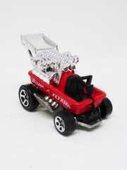Mattel Hot Wheels Radio Flyer Wagon