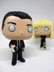 Funko Pop! Television Twin Peaks Black Lodge Cooper / Black Lodge Laura Pop! Vinyl Figures