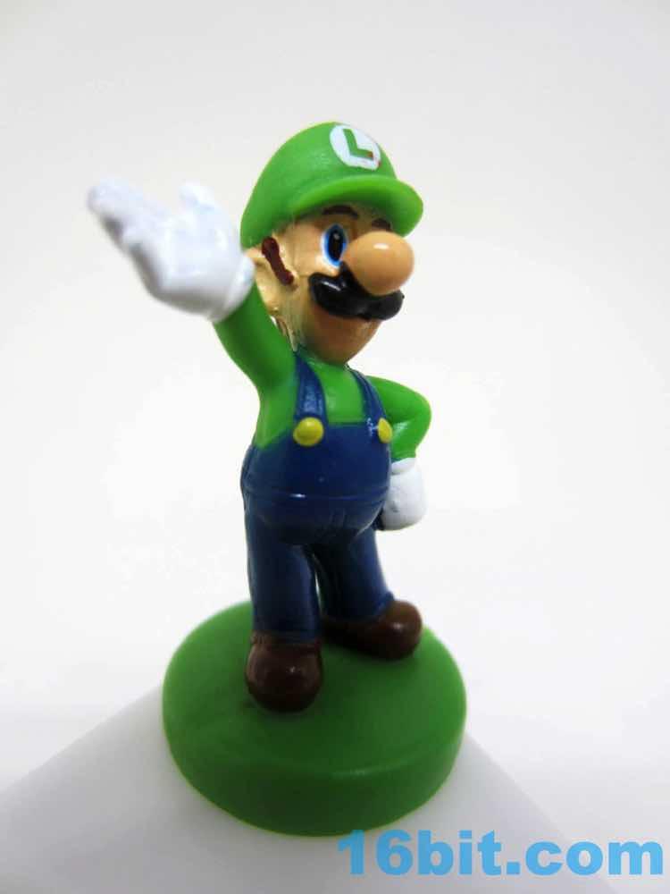 Super Nintendo World >> 16bit.com Figure of the Day Review: Hasbro Nintendo Luigi Monopoly Gamer Power Pack Action Figure