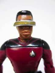 Playmates Star Trek: The Next Generation Lieutenant (J.G.) Geordi LaForge Action Figure