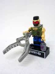 Hasbro G.I. Koe Kre-O Collection 2 Dreadnok Ripper