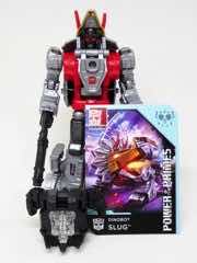 Transformers Generations Power of the Primes Dinobot Slug Action Figure