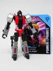 Transformers Generations Power of the Primes Dinobot Slash Action Figure
