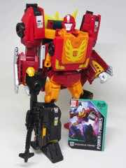 Transformers Generations Power of the Primes Evolution Rodimus Prime Action Figure