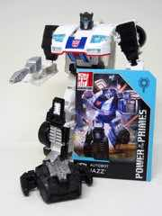 Transformers Generations Power of the Primes Autobot Jazz Action Figure