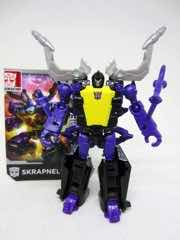 Transformers Generations Power of the Primes Skrapnel Action Figure